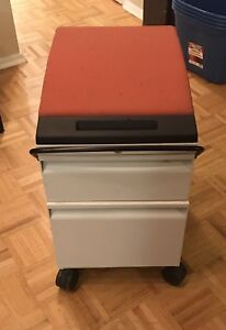 Teknion File Cabinet -2 Drawer
