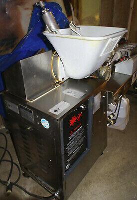 Am Manufacturing Bagelmatic Scale A Bagel Former Dough Divider Maker Machine