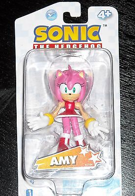 Sonic The Hedgehog Action Figure 3  Amy