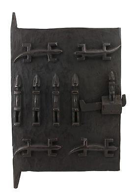 Door Dogon of Attic in Mil Mali 63x 39 cm Art African 1047 Etag