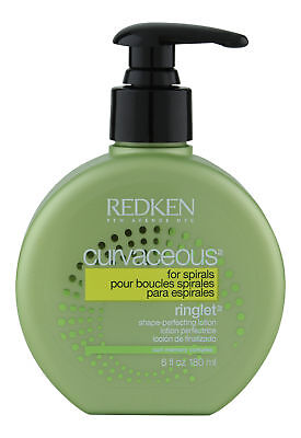 Curvaceous Ringlet Protection Lotion By RedKen - 6 oz Lotion