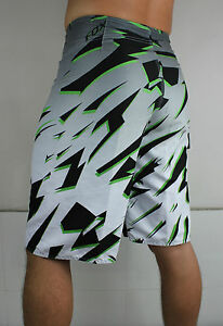 Mens FOX board shorts men surf boardshorts swim beach pants size 30 32 34 36 38