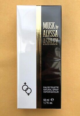 Musk By Alyssa Ashley EDT 50ml Spray
