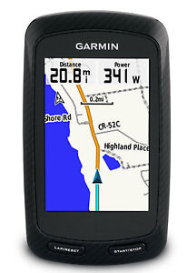 GARMIN EDGE 800 BIKE GPS BUNDLE w/ CITY NAVIGATOR + HRM + CADENCE 010-00899-30