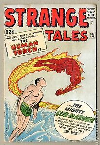 Best Selling in Strange Tales Comic Book