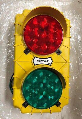 Power-light Dock Traffic Control Lights Sg17-115rg-led. Loc 127a Erc Aj
