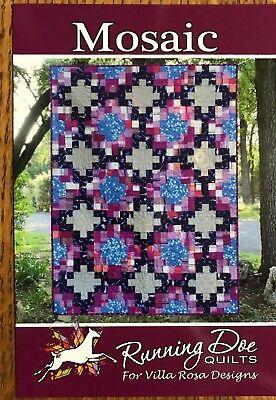 Mosaic Quilt Pattern - Mosaic Patterns