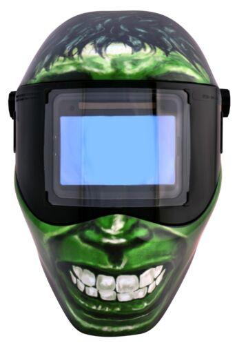 Save Phace RFP Welding Helmet F Series 40sq inch lens 4 Sensor - Hulk