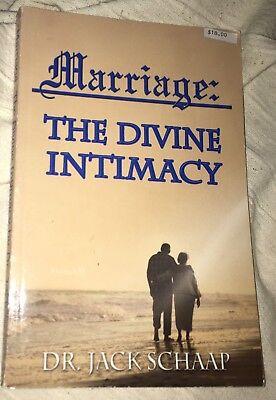 Marriage, the Divine Intimacy by Jack Schaap (Jack Schaap)