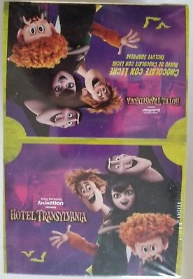 NEW Hotel Transylvania Chocolate Egg Toy Surprise 6 Count Free World Shipping  (Chocolate Egg Surprise)