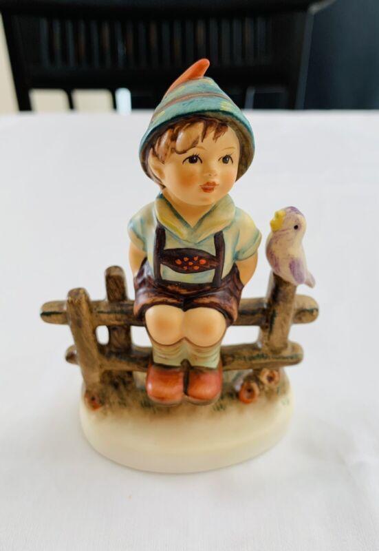 Goebel Hummel WAYSIDE HARMONY Figurine West Germany