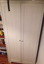 Wardrobe - pale Grey Rose Bay Eastern Suburbs Preview