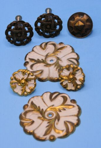 ODD LOT  Decorative Drawer Pulls Knob  Altered Art, Restoration, Crafting
