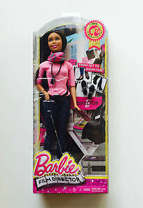 Barbie Film Director African-American Nikki Doll