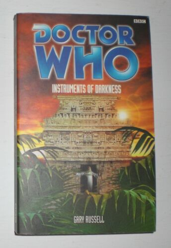 BBC Doctor Who: Instruments of Darkness by Gary Russell -  paperback book