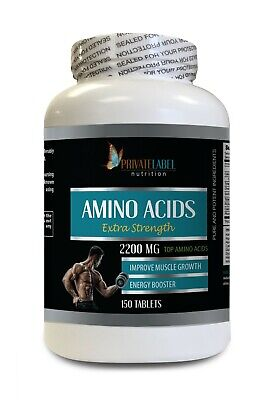 muscle best muscle building supplements - AMINO ACIDS 2200MG - #1 amino acids
