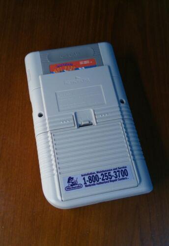RetroFlag GPi 1-800 Service Decal Case Sticker Decal Nintendo Game Boy Warranty
