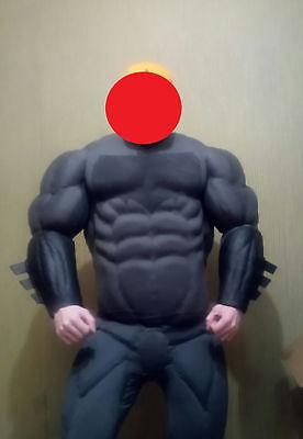 Muscle suit batman / Costume Halloween, justice league, Venom, Hulk, joker, Thor