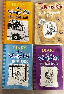 Diary of a Wimpy Kid Books!! Great Condition