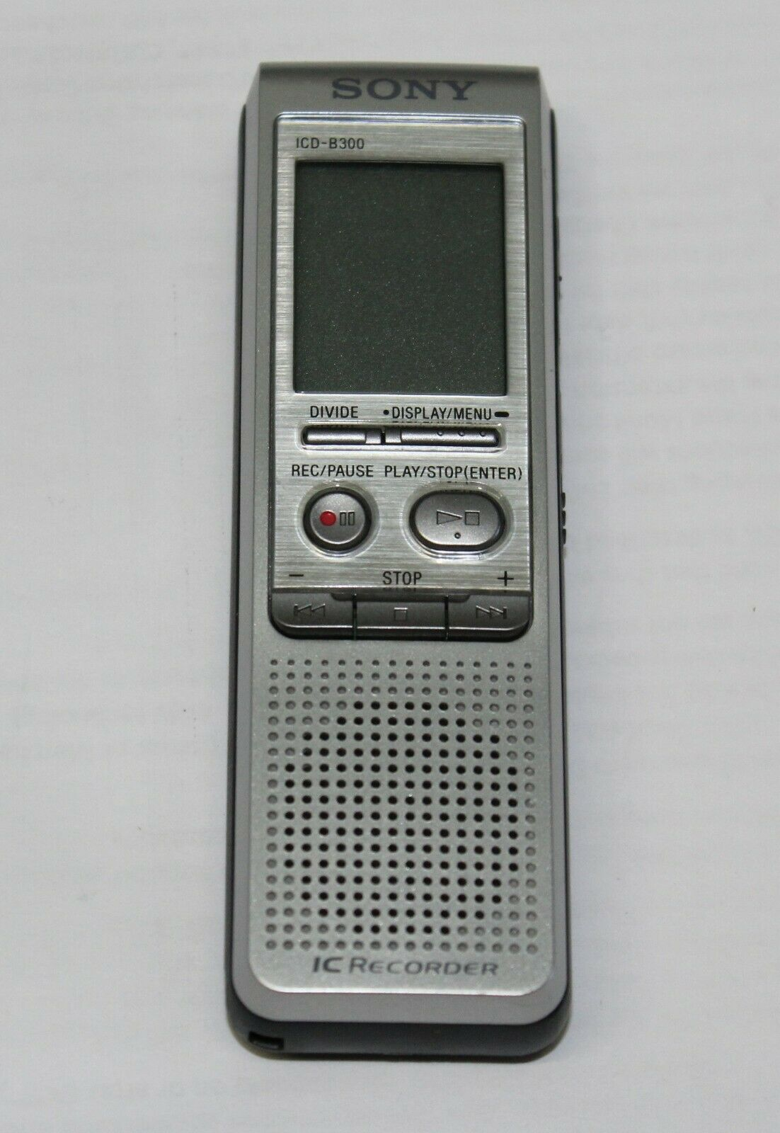 Sony ICD-B300 Digital Voice Recorder