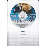 Medium - The Complete Second Season (DVD, 2006, 6-Disc Set) NCV