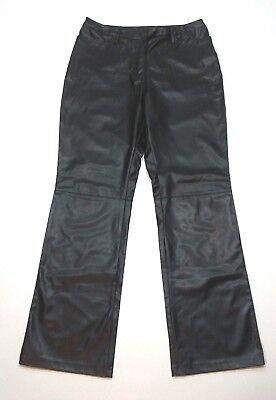 Kathy Ireland Faux Leather Pants 100  Pvc Tag Size 10 Mine 30X30