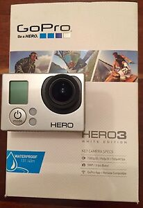 GoPro HERO3 White Edition Shelley Canning Area Preview