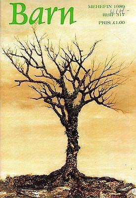 "SUGAR RAY ROBINSON - BRYAN MARTIN DAVIES - WELSH MONTHLY ""BARN"" No 317 (1989)"
