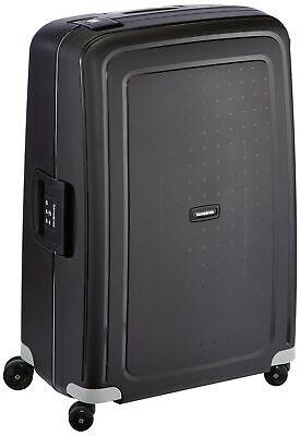 Samsonite S'Cure - Spinner 75 - 4,60 Kg Suitcase, 75 cm, 102 L, Black