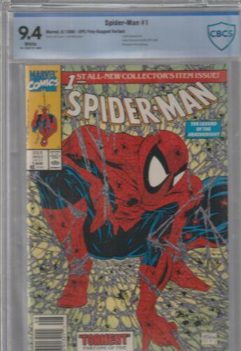 SPIDER-MAN#1 CBCS 9.4
