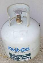 LARGE LPG GAS BOTTLE - Part filled - Pickup VIC 3145 Malvern East Stonnington Area Preview