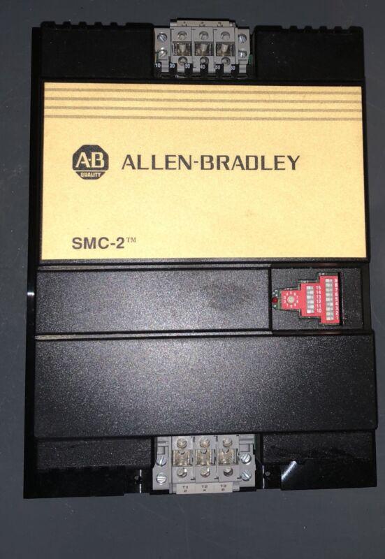 A-B 150-A54NB-ND Allen Bradley SMC-2 150A54NBND Smart Motor Controller Tested