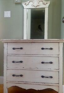 Antique  refinished dresser NEW PRICE