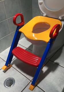 STEP UP POTTY SEAT TRAINER. GREAT!