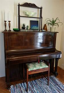 Authentic Upright Beale Piano