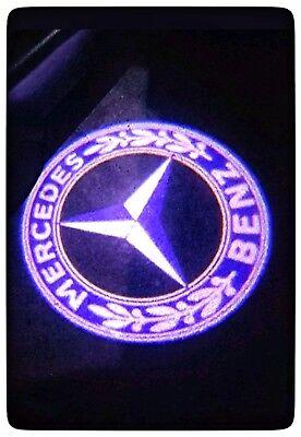 Türlicht Beleuchtung💡Mercedes W203 C Klasse SLK CLK SLR W209 W240 R199 R176 ✔