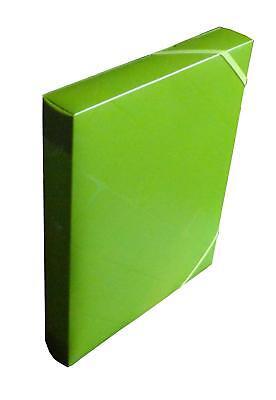 Heftbox / A4 / aus PP  / Farbe: grün