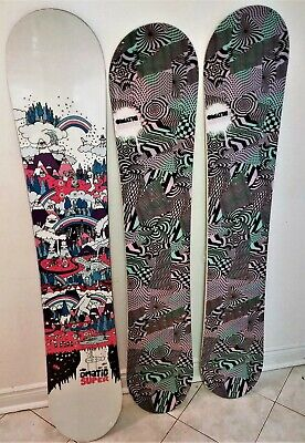 Snowboards - Lot of 3- BRAND NEW & FACTORY SEALED - BEST OFFERs