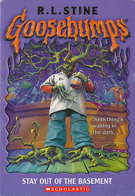 Goosebumps #2: Stay Out of the Basement by R. L. Stine (2003, - Goosebumps Books Stay Out Of The Basement
