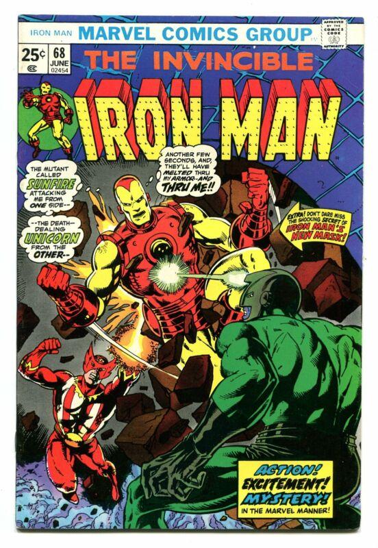 IRON MAN # 68