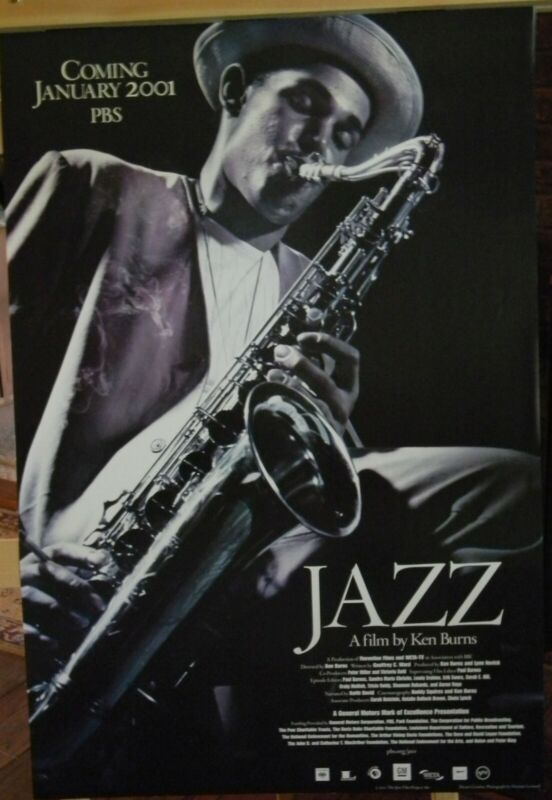 """Jazz"".  A film by Ken Burns.  2001"