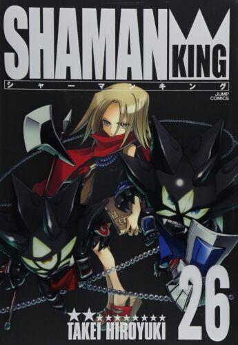 Hiroyuki Takei manga: Shaman King Kanzenban vol.26 Japan