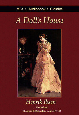 A Doll's House - MP3 CD Audiobook in DVD case