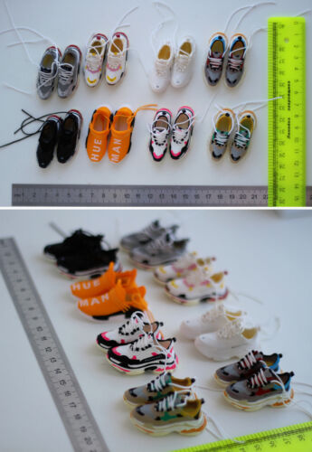 Sneakers for dolls 1/6
