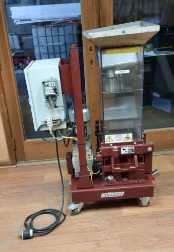Wittmann Plastics Granulator. 1.5hp. 3 Phase