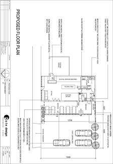 Potential hot spot for a Bar and either a food truck or kitchen