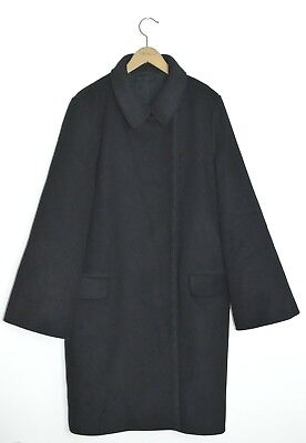 "*STUNNING* ACNE Studios Ladies ""EMERALD"" MELTON PAW13 Wool Coat UK12 US8"