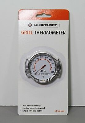 One Grill Thermometer Unused in Original Packaging - Le Creuset