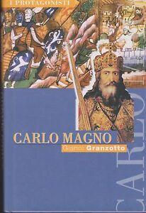 Libro-Gianni-Granzotto-Carlo-Magno-Cop-rigida-usato