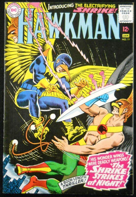 HAWKMAN #11 VF-